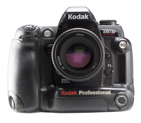 Kodak Professional DCS Pro SLR/n Digital Camera